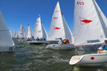 Ideal 18 Upwind Race