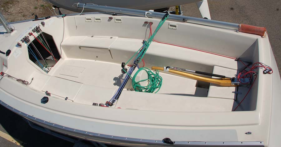 Shumway Marine Sonar Sailboat Specifications