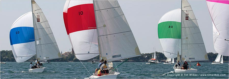 Sonar Sailboat